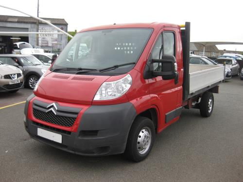 Citroen RELAY for sale at Mike Howlin Motor Sales Pembrokeshire
