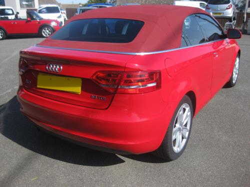 Audi A3 for sale at Mike Howlin Motor Sales Pembrokeshire