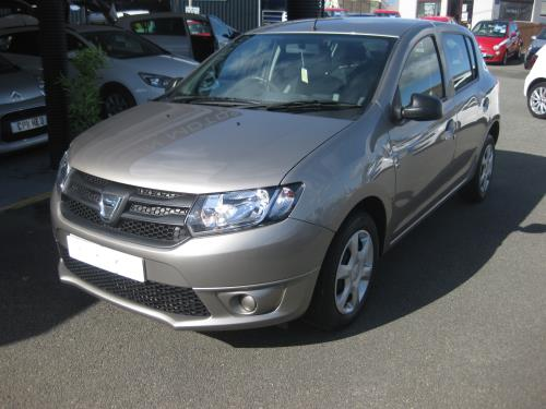 Dacia SANDERO for sale at Mike Howlin Motor Sales Pembrokeshire