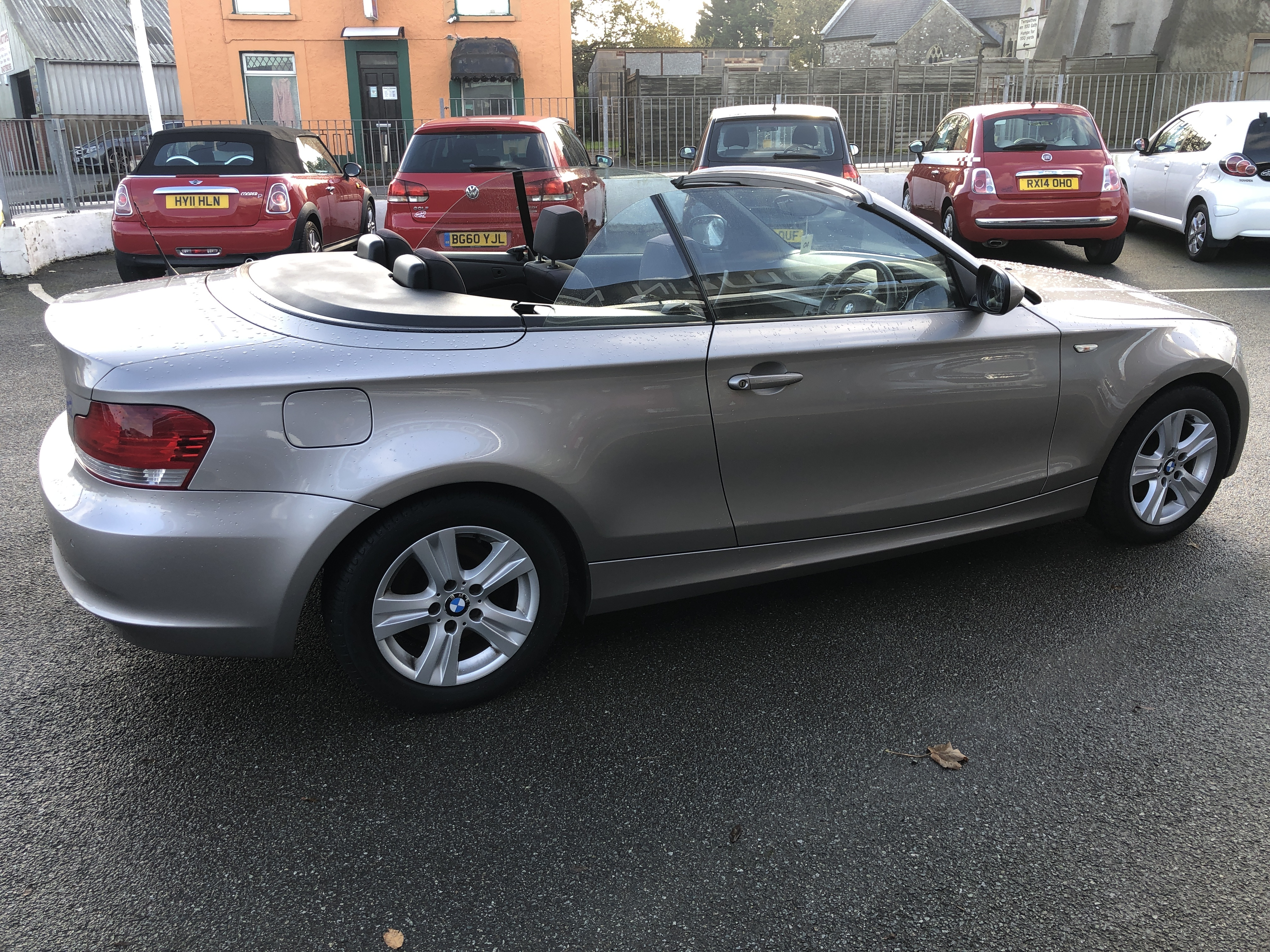 BMW 118 DIESEL SE  for sale at Mike Howlin Motor Sales Pembrokeshire