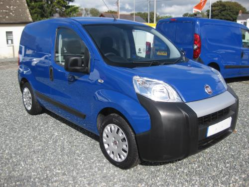 Fiat FIORINO for sale at Mike Howlin Motor Sales Pembrokeshire