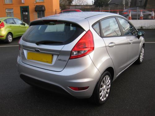 Ford FIESTA EDGE TDCi 70 for sale at Mike Howlin Motor Sales Pembrokeshire